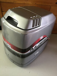 1999 Mariner 115 Hp 4 Cylinder Outboard Engine Top Cowl Cover Hood Freshwater Mn