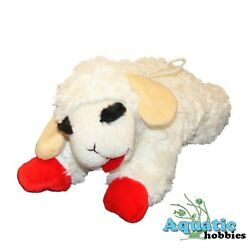 Multipet Lamb Chop Plush And Squeak Toy For Dogs And Puppies Choose Size