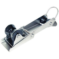 Medium Stainless Steel Pivoting Cantilever Anchor Roller For Boats 25 To 45 Feet