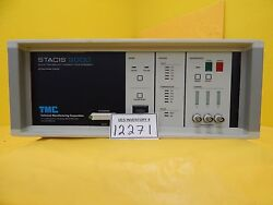 Tmc Stacis 2000 Active Piezoelectric Vibrations Control System Used Working