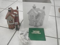 Heritage Department 56 Dickens Bumpstead Nye Cloaks And Canes Building Store