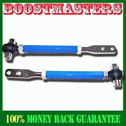 For Nissan 240sx 89-94 S13 95-98 S14front Tension Rod Control Arm Blue