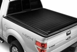 Retrax Pro Mx Hard Retractable Tonneau Cover Fits 2015-2018 Ford F-150 5and0397 Bed