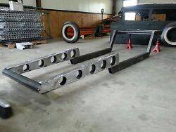 Solo- Spike Stack Frame Kit West Texas Speed.fits Spec 28-31 Model A Rat Rod