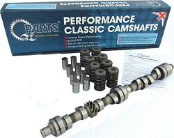 Brand New Performance Cam Camshaft + 8 Tappets Lifters + Springs Mgb 1965-1980