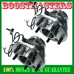 For 95-02 Chevy Astro Awd 538-01356r 2 Pcs Front Wheel Hub Bearing Assembly