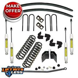 Superlift K512 6.5 Suspension Lift Kit For 1977-1979 Ford F-150 4wd Gas