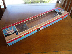 rocket bowling classic tin action toy game