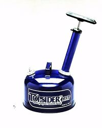 Oil Extractor Remover Pump Car Boat Auto Fluid Removal Change Lawnmower Vac Can