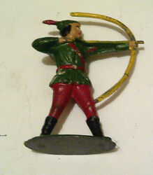 1950s benbros lead rare robin hood from