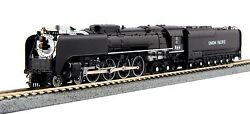 kato n scale up union pacific 4 8 4 fef 3