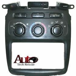 01 02 03 Toyota Highlander manual heater and ac climate control - CORE REQUIRED
