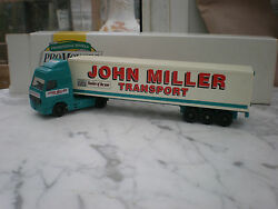 lledo limited edition john miller