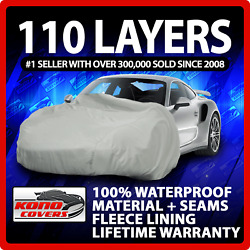Ford Galaxie Wagon 1963-1964 Car Cover - 100 Waterproof 100 Breathable
