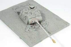 Panzer Art 1/35 Pantherstellung Dug-in Panther Tank Italian Front Wwii Re35-348