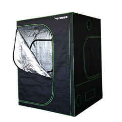 VIVOSUN Hydroponic Indoor Mylar Reflective Grow Tent Room w/ Obeservation Window