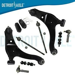Front Lower Control Arm W Tie Rod For 2000-2010 Dodge Neon Chrysler Pt Cruiser