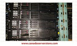 DL380 G7 with 144gb RAM P410i RAILS 2 x PS Customize Yourself