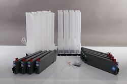 Inkpouch Stand+pouch Cartridge Bulkink System2cmyk With Mimaki Permanent Chip