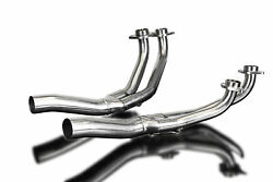Honda Gl1000kz Goldwing Stainless Steel Downpipes Header Exhaust Manifold 79