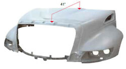 International 4300 Hood Aftermarket By Titan Fits 2010 And Up