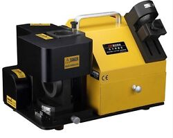 New End Mill Sharpener Grinding Machine For 12 - 30 Mm Mr-x5