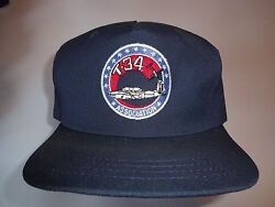 New Us Navy And Air Force T-34 Association Ball Cap
