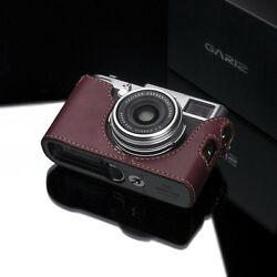 Gariz Special Hand Made Edition Leather Case Fuji X100 X100s X100t Red Co-x100w
