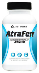 Atrafen -- Powerful Fat Burning And Appetite Suppressant Diet Pill System