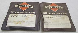 Lot Of 2 Windsor A 124 Stihl Rewind Spring Chainsaw New Chain Saw Part