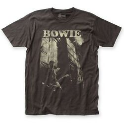 Official David Bowie Guitar Vintage Distress photo picture T-shirt S M L XL 2XL