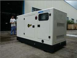 25KVA, 20 KW Lovol Engine  Diesel Power Generator, Silent, New from Factory