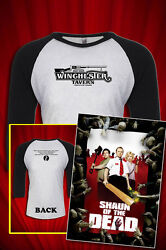 Winchester Tavern Vintage Tee T-shirt Shaun Of The Dead Free Ship Usa