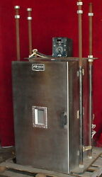 Ats Applied Test Systems 3620 Split Box Furnace/oven 200f W/controller 6000w 1