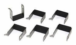 Mustang Leaf Spring Clamps 64 1965 66 67 68 69 70 71 72 73