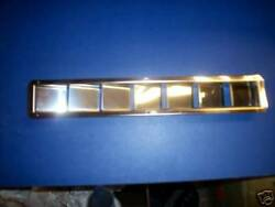 Boat Vent Bilge Exhaust 7 Louver Stainless Steel Rare