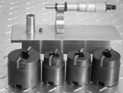 Serdi Seat And Guide Machine Adjustable Counterbore Cutters For Collet System Usa