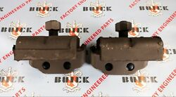 1940-1947 Buick Motor Mounts   Oem 1313295   Sold Outright   New Motor Supports