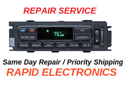 FORD MERCURY LINCOLN REPAIR SERVICE AC HEATER CLIMATE CONTROL HVAC 1995 and up