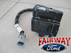99 Thru 01 F250 F350 Super Duty Ford 4 And 7 Pin Trailer Tow Wiring Harness Plug