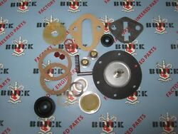 1938-1939 Buick Fuel Pump Rebuilding Kit   Complete Kit Ac   Made In Usa