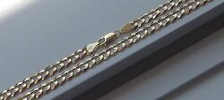 10k Solid Gold 5.5 Mm Men Women Cuban Link Chain Size 14 - 36and039 Free Shipping