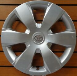 New 16 Hubcap Wheel Cover Fits 2007-2011 Toyota Camry Free Shipping 61137