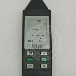 Testo 816 Sound Level Meter, can power on,no probe,sell as parts #C28p