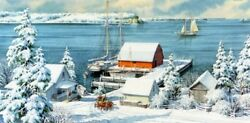Early Snow At Ephraim By Charles Peterson Sold Out Edition
