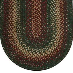 Josephand039s Coat Braided Area Rug And Runner Many Sizes Available 712jc