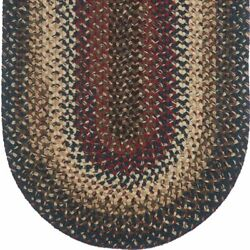 Josephand039s Coat Braided Area Rug And Runner Many Sizes Available 740jc