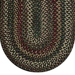 Josephand039s Coat Braided Area Rug And Runner Many Sizes Available 775-141jc