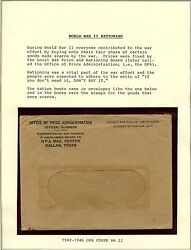 Great Collection Of World War Ii Ration Books, Stamps, And Tokens Bt3874