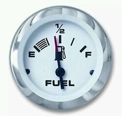 Sierra Lido 2and039and039 Fuel Gauge E - 1/2 - F 2 65496p Fastship